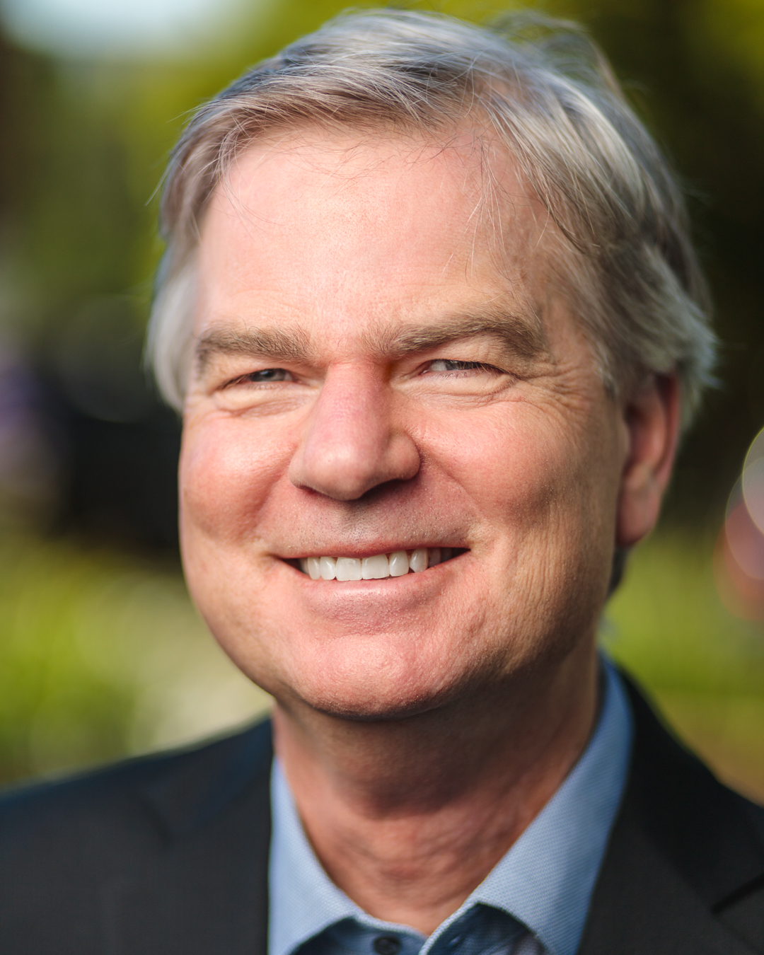 John Forsyth, Deputy Executive Director